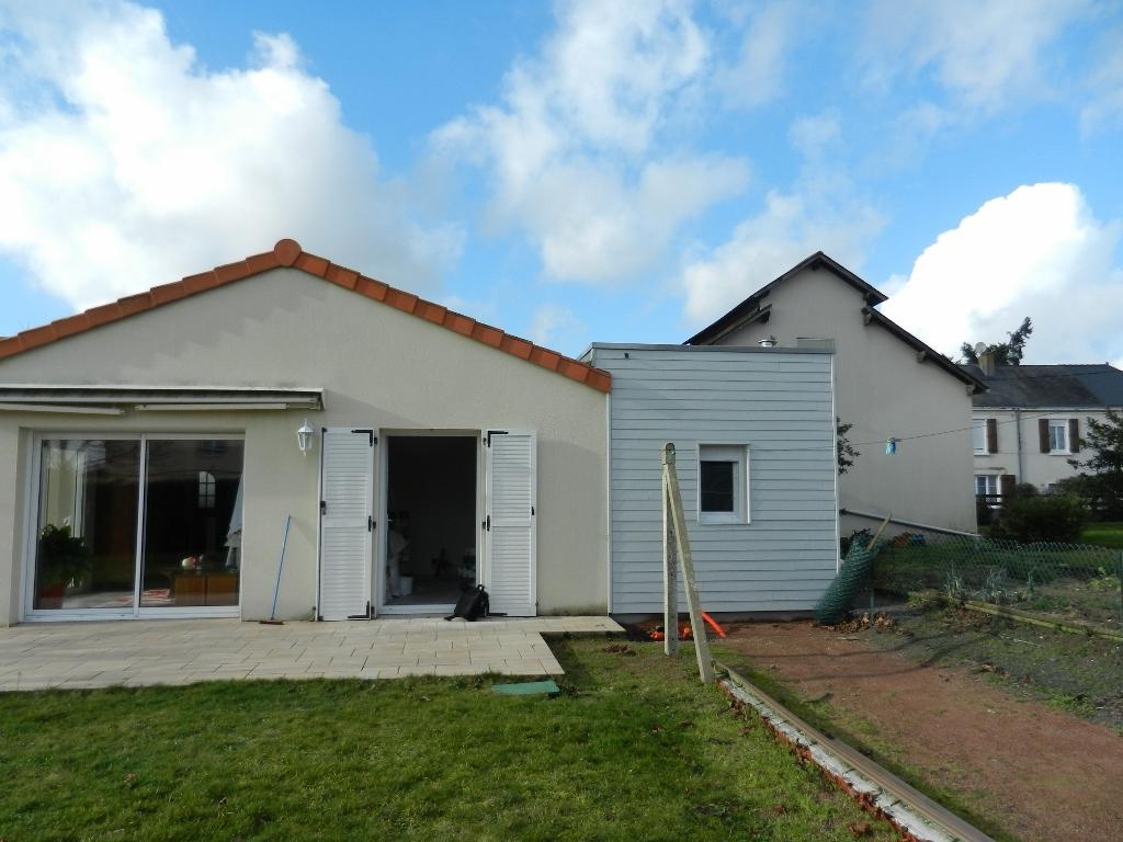 Extension de maison saint julien de concelles for Garage ad saint julien de concelles