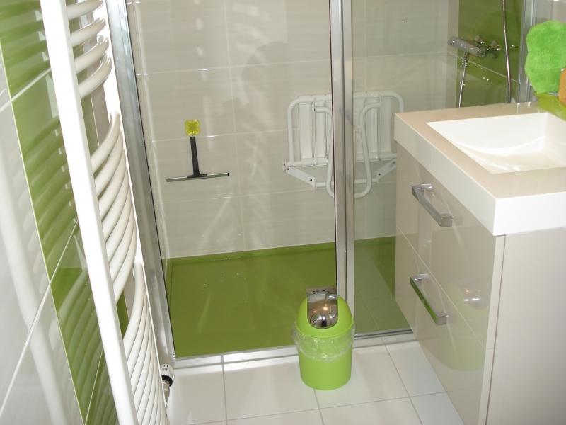 Crer une douche gallery of la with crer une douche banc - Douche al italien ...