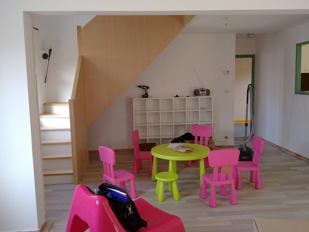 Transformation D 39 Une Maison En Micro Cr Che Nantes 44