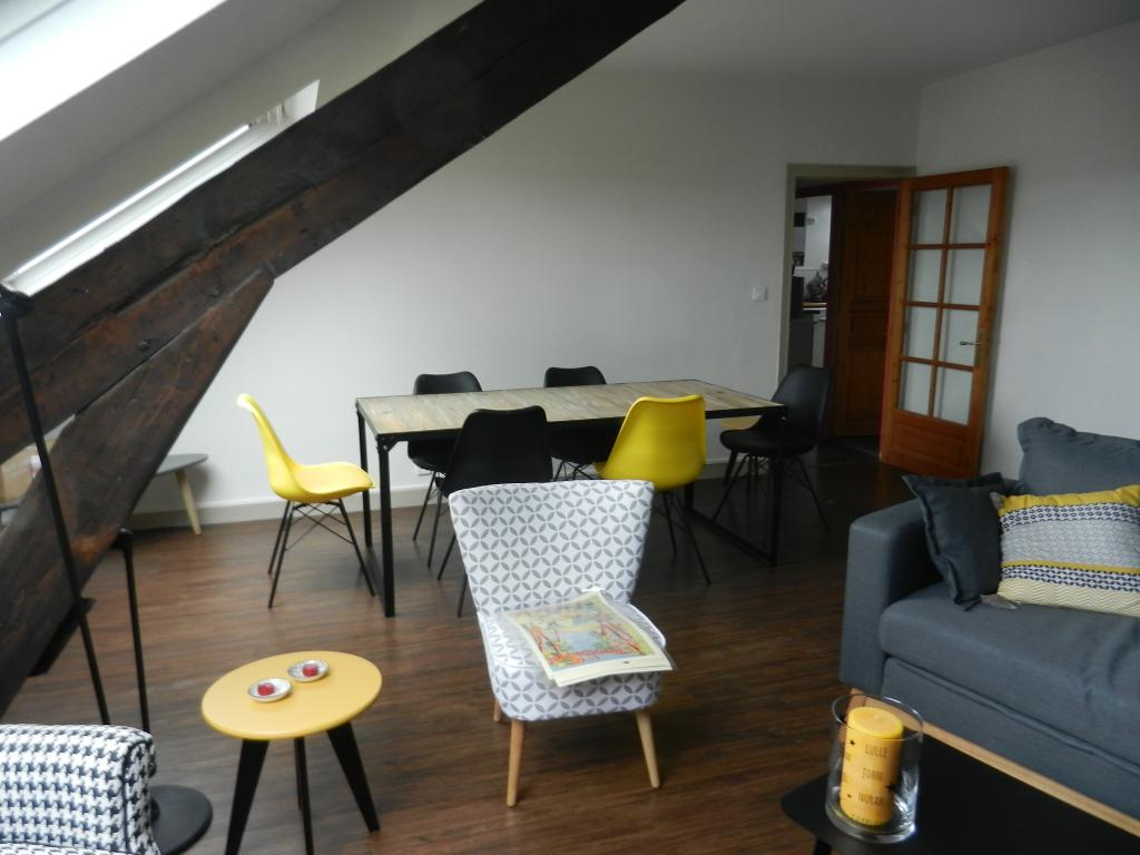 Rénovation appartement à Nantes (44300)