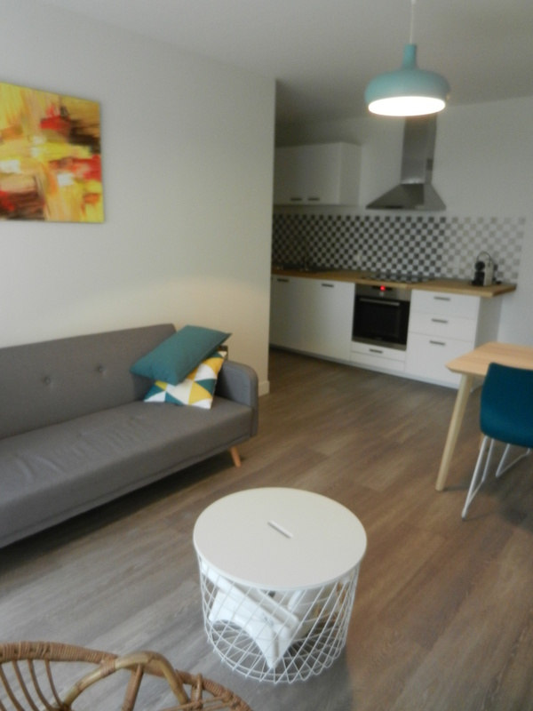 Rénovation appartement à la Baule (44500)