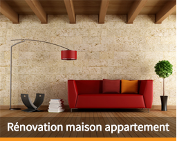 rénovation appartement maison